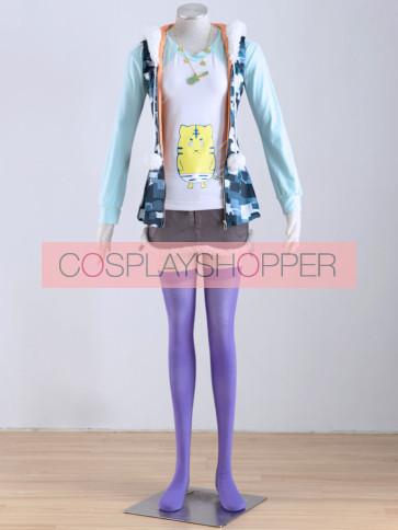 Super Sonico Tiger Super Sonico Cosplay Costume - 2nd Edition
