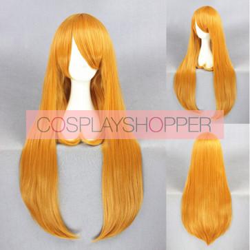 Orange 75cm Love Stage!! Izumi Sena Cosplay Wig