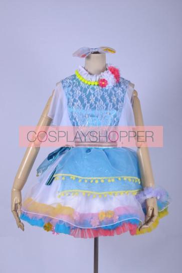 Love Live! Printemps Hanayo Koizumi Cosplay Costume
