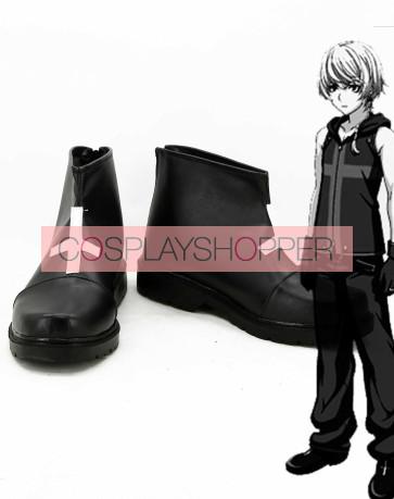 "The Qwaser Of Stigmata Alexander ""Sasha"" Nikolaevich Hell Athos Cosplay Shoes"