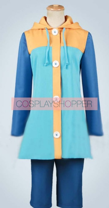 The Seven Deadly Sins King Sin of Sloth Cosplay Costume