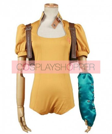The Seven Deadly Sins Diane Sin of Envy Cosplay Costume