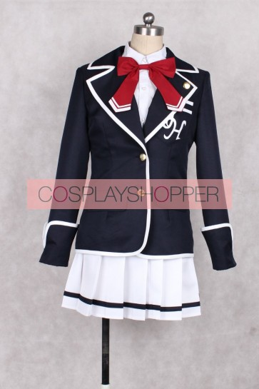 In Search of the Lost Future Waremete Nagisa Hanamiya Cosplay Costume