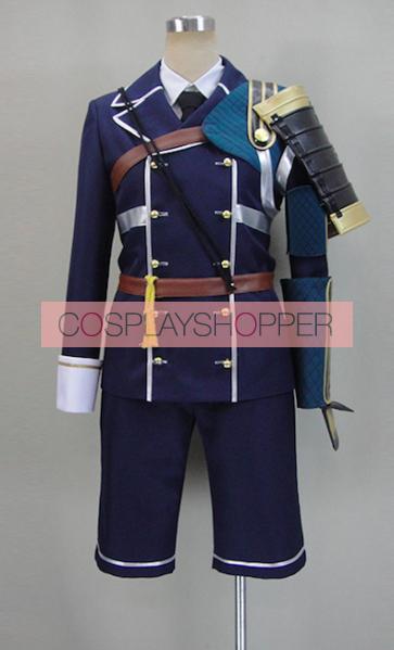 Touken Ranbu Atsu Toushirou Cosplay Costume