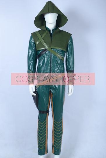 Arrow Oliver Queen Cosplay Costume