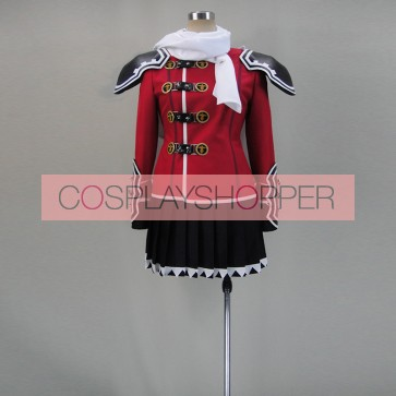 Final Fantasy Type-0 Queen Cosplay Costume
