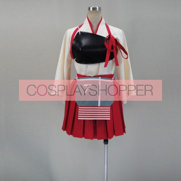 Kantai Collection KanColle Akagi Cosplay Costume - 2nd Edition