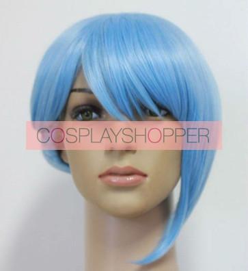 Blue Tiger & Bunny Karina Lyle Blue Rose Cosplay Wig