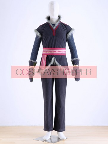 Frozen Kristoff Cosplay Costume