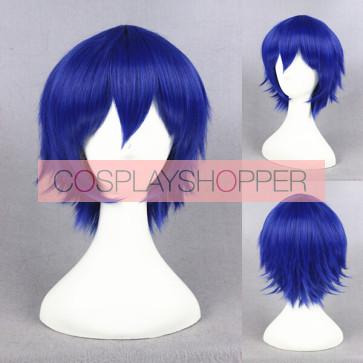 Blue 30cm Durarara!! Aoba Kuronuma Cosplay Wig