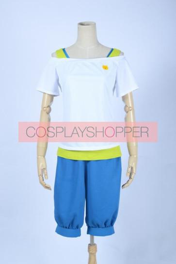 Love Live! Rin Hoshizora Daidy Costume Cosplay Costume