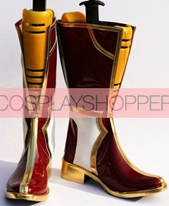 Wand of Fortune Lulu Cosplay Boots