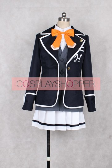 In Search of the Lost Future Waremete Airi Hasekura Cosplay Costume