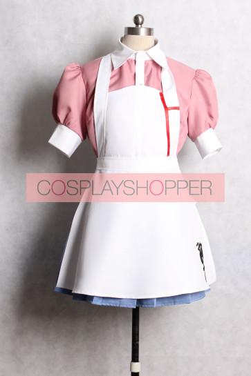 Danganronpa 2: Goodbye Despair Mikan Tsumiki Cosplay Costume