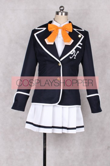 In Search of the Lost Future Waremete Kaori Sasaki Cosplay Costume