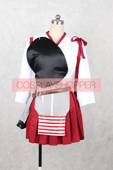 Kantai Collection KanColle Akagi Cosplay Costume