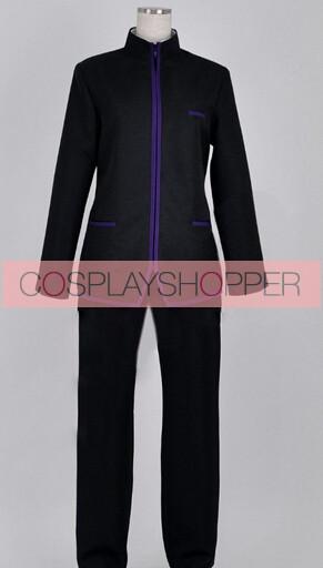 Yowamushi Pedal Kyoto Fushimi High School Uniform Cosplay Costume