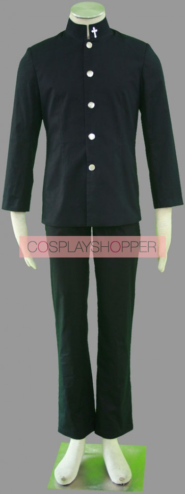 ZONE-00 Shima Cosplay Costume