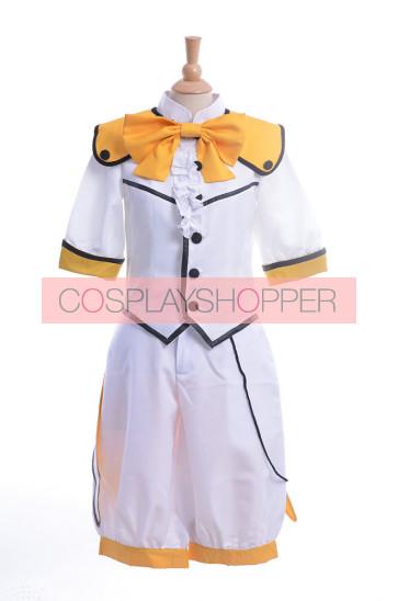 Cute High Earth Defense Club Love! Io Naruko Cosplay Costume - V2