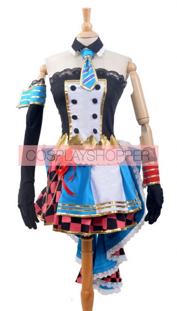 Love Live! SR Awakening Eli Ayase Dress Cosplay Costume