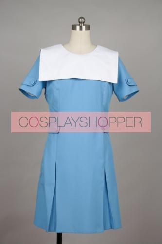 ZONE-00 Hime Maid Cosplay Costume