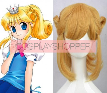 Blonde Kilala Princess Kilala Reno Cosplay Wig