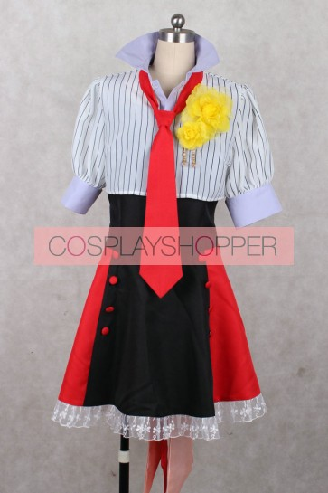 Vocaloid Kagamine Rin Cosplay Costume - 3rd Edition