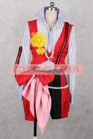 Vocaloid Kagamine Len Cosplay Costume - 3rd Edition