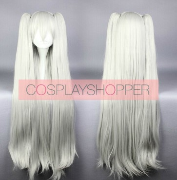 100cm Kantai Collection Amatsukaze Cosplay Wig