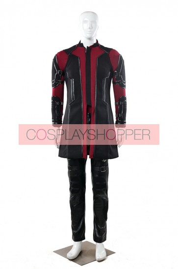The Avengers Hawkeye Clint Barton Eagle Eye Cosplay Costume