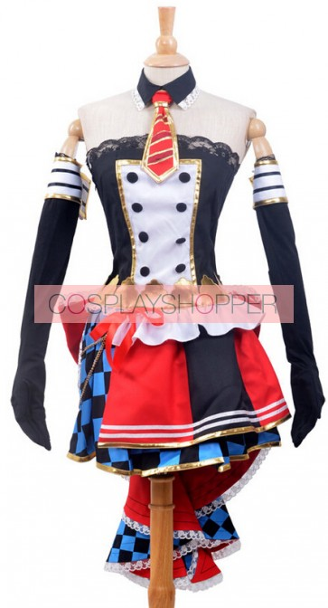 Love Live! SR Awakening Maki Nishikino Dress Cosplay Costume