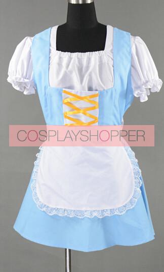 Super Sonico Super Pochaco Cosplay Costume