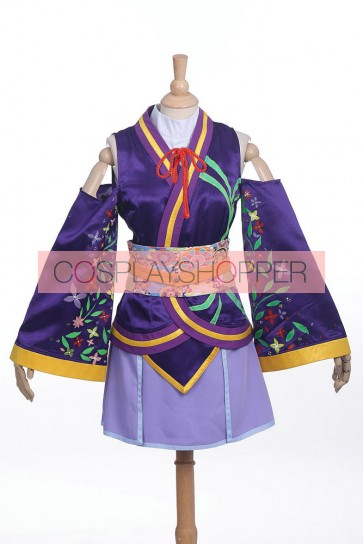 Love Live! The School idol Movie Nozomi Tojo Cosplay Costume