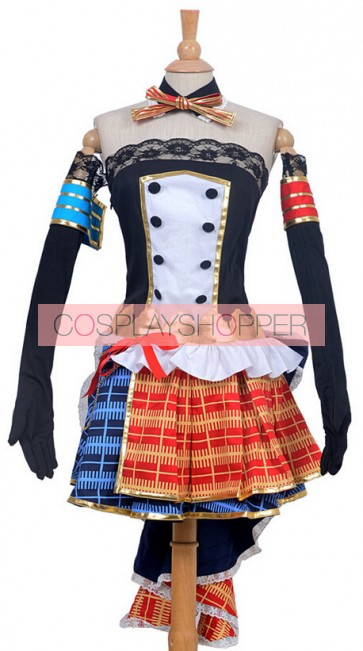 Love Live! SR Awakening Nozomi Tojo Dress Cosplay Costume