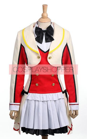 Love Live! Honoka Kosaka Suit Cosplay Costume