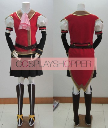 Tears to Tiara Octavia Cosplay Costume