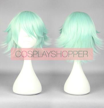 Green 30cm Yurikuma Arashi Life Beauty Cosplay Wig