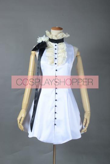 Vocaloid Kagamine Rin Camellia Cosplay Costume