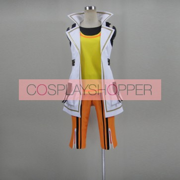 God Eater 2 Kota Fujiki Cosplay Costume