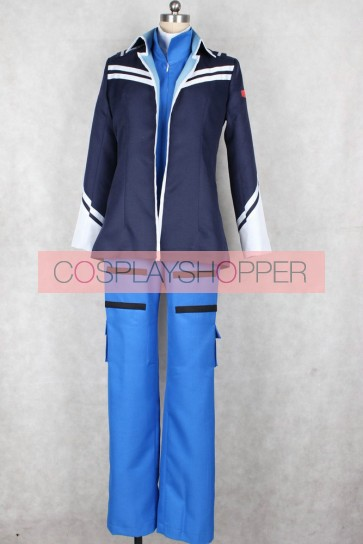 Phoenix Wright: Ace Attorney Clay Terran Cosplay Costume