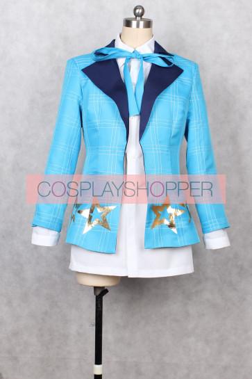 Uta no Prince-sama Ai Mikaze Cosplay Costume (Blue Jacket)