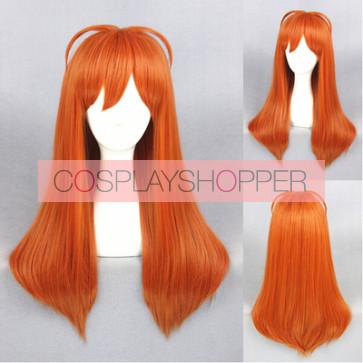 Orange 65cm Monthly Girls' Nozaki-kun Chiyo Sakura Cosplay Wig