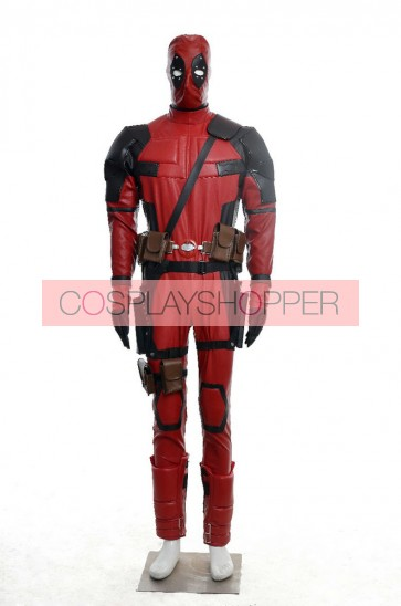 Deadpool Cosplay Costume