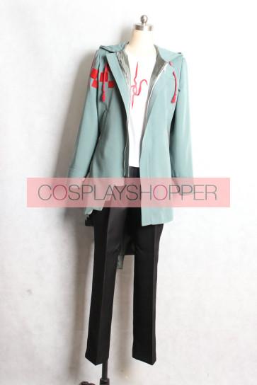 Danganronpa 2: Goodbye Despair Nagito Komaeda Cosplay Costume