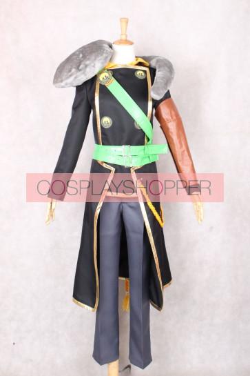 Touken Ranbu Shishiou Cosplay Costume