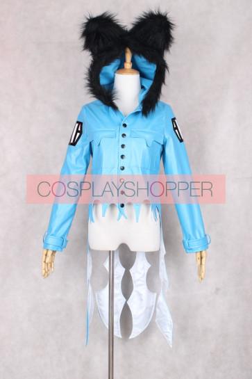Servamp Shirota Mahiru Cosplay Costume