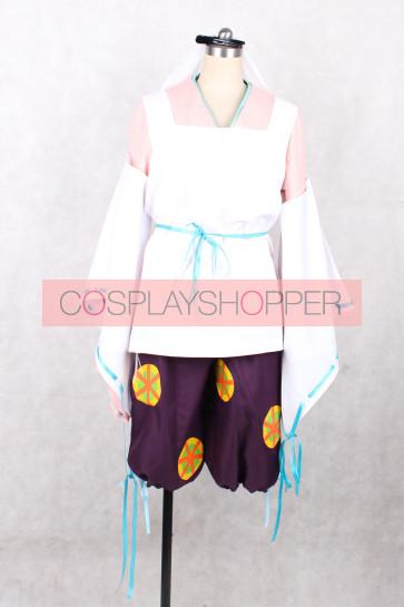 Hoozuki no Reitetsu Yoshitsune Minamoto Cosplay Costume