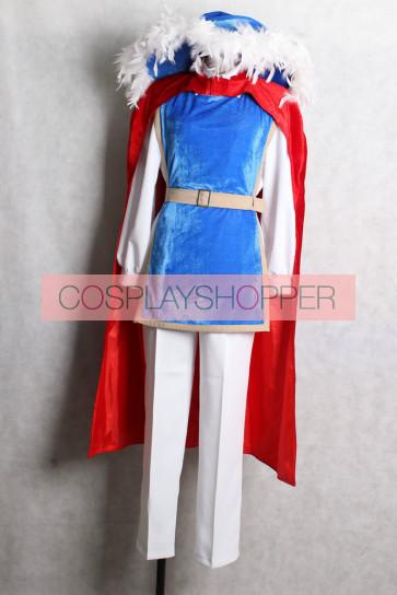 Snow White Prince Cosplay Costume