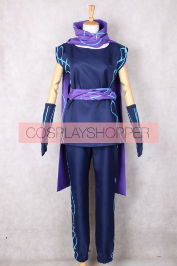 League of Legends Malzahar Cosplay Costume