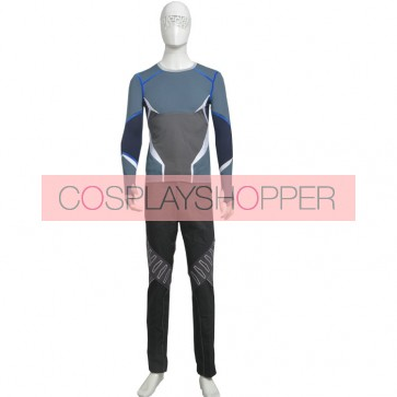 The Avengers: Age of Ultron Quicksilver Cosplay Costume